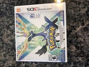 Pokémon X for 3DS