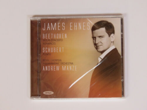 James+Ehnes+-+Beethoven+%2F+Schubert+%28CD%29+Sealed