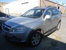 2008 Holden Captiva CX Suv 7 Seater $10,950 / $56pw Wangara Wanneroo Area Preview