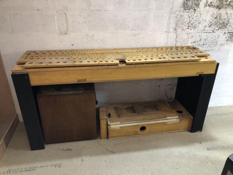 Pipe Organ 3 Rank Electric Unit Chest