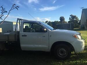 2007 Toyota Hilux Ute Hume Area Preview