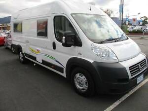 FIAT 4 BERTH MOTORHOME Moonah Glenorchy Area Preview