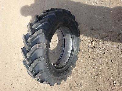 Two 7.50x16 Tractor Tires 7.50 16 Tubes Included 21080r16