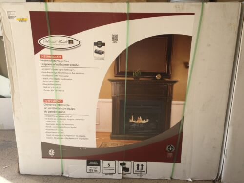 Pleasant Hearth VFF-PH26D Cherry Intermediate Vent-Free Dual