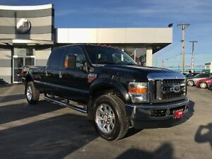 2008 Ford F-350 Lariat 4WD DIESEL NAVI ONLY 110, 000KM LIKE NEW