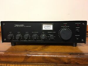 Realistic MPs-95 100watt Amplifier