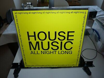 """JARV IS... - HOUSE MUSIC ALL NIGHT LONG LTD 12"""" (YELLOW SLEEVE) MINT/BRAND NEW"""