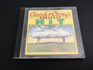 Cheech & Chong's CD Greatest hit...