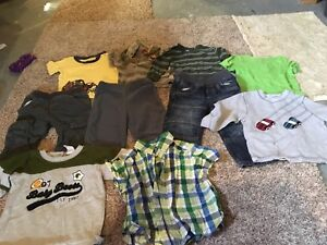 18 months boys clothes