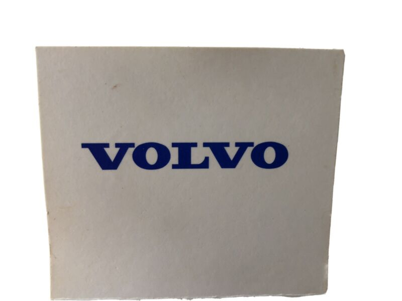 Volvo Condom, Promotional Prototype. Only One Of It's Kind!