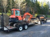 """JT Mini Excavating"" Services"