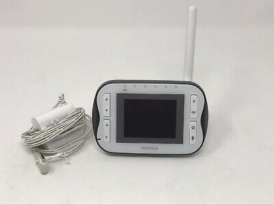 Motorola Mbp41S Digital Video Baby Monitor (Parent Unit Only) 41SPU, ~ TESTED ~
