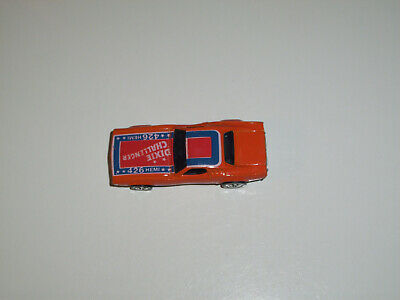 HOT WHEELS BLACKWALL 1982 DIXIE CHALLENGER MALAYSIA NM CONDITION