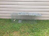 Location de cage à marmotte