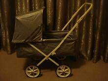 1960s Grey Folding Toy Pram by Ravia Products Bellerive Clarence Area Preview