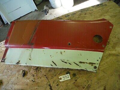 Ih Farmall 766 966 1066 1466 1566 Tractor Left Fuel Tank Hood 392