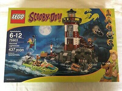 LEGO Scooby-Doo Haunted Lighthouse (75903) Sealed Box
