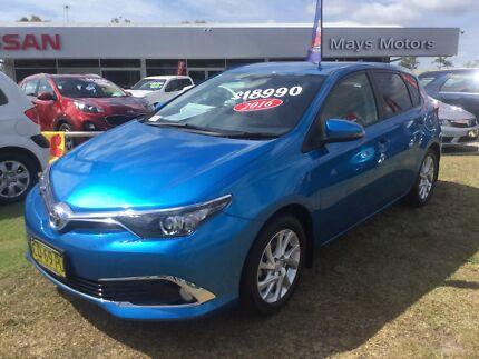2016 Toyota Corolla Hatchback West Ballina Ballina Area Preview