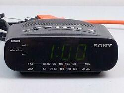 Sony ICF-C212 Dream Machine FM/AM Radio Alarm Clock Tested