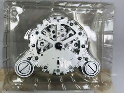 Fascinations GearUp Retro -Alarm Clock  - New Open Box