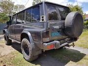 Gq patrol st wagon turbo tb42 petrol/gas Deception Bay Caboolture Area Preview