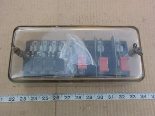 Zinsco 3P 240V Meter Socket Tester, Used