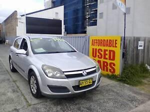 2005 Holden Astra Hatchback 1 Year Warrantty Woy Woy Gosford Area Preview