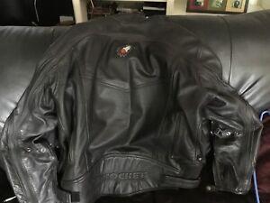 Joe Rocket men's leather jacket