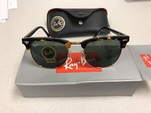 Rayban RB 3016 Clubmaster Classic W0366