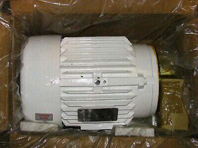 New Sterling Electric 10 Hp Washdown Ac Motor Eb0104pca 1740 Rpm 230460v