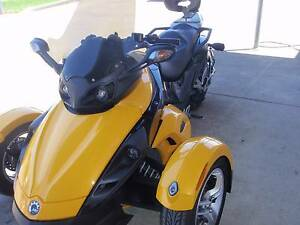 WANTED HALF CABIN BOAT FOR SWAP OF CANAM SPYDER Killingworth Lake Macquarie Area Preview