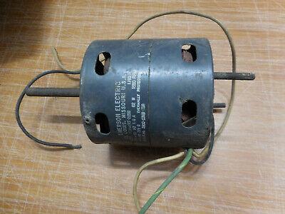 Dayton Electric Motor F33hxfrt-2658 Small Motor Ac 1550 Rpm 115v 60hz
