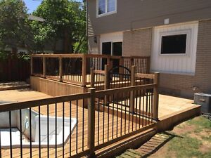 Decks and Fences at Great Prices