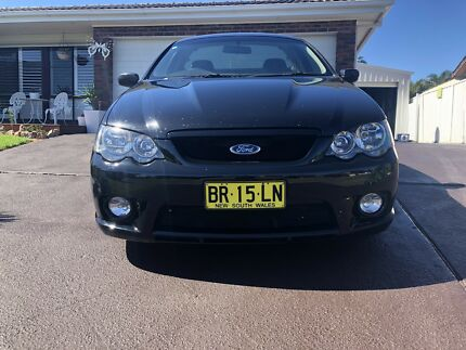 Ford XR8 Ute  2005 Albion Park Rail Shellharbour Area Preview