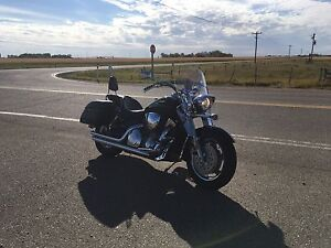 2005 Honda VTX1300R Great Touring Bike