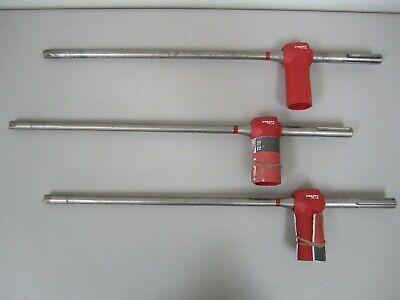 Hilti Sds Max Te-yd Hollow Hammer Drill Bit - X3 Bits - 58