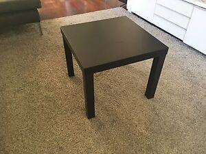 Small IKEA Lack square tables - 2 available Como South Perth Area Preview