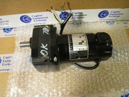 Bodine Gear Motor 24D2BEPM-D3