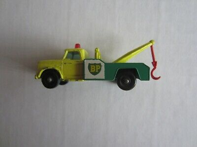 Matchbox Lesney #13:  Dodge Wreck Truck