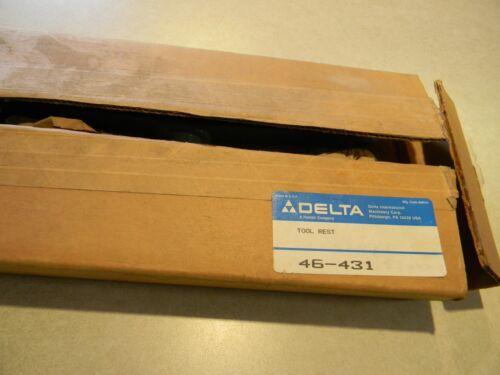 "Delta NOS 46-431 Delux 12"" tool Rest"