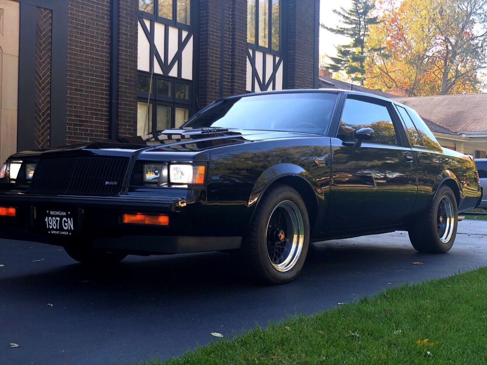 1987 Buick Grand National  The Holy Grail, 1987 Buick Grand National You've Always Wanted