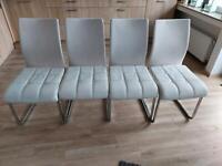 Esszimmerstühle 4 Stück Nordrhein-Westfalen - Bad Salzuflen Vorschau