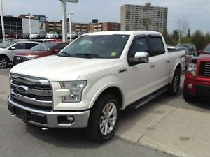 2015 Ford F-150 Lariat SuperCrew 5.5Bed 4WD