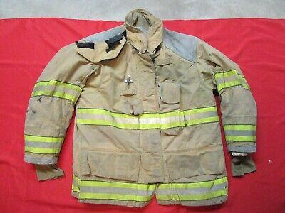 Mfg 2008 46 X 32 Cairns Firefighter Turnout Bunker Jacket Fire Rescue Gear