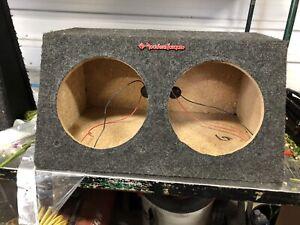 """10"""" sub box"""