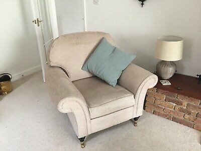 john lewis cream armchair Excellent condition