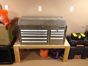 9 drawer Kobalt Tool box