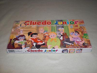 Cluedo Junior - Das Detektivspiel für junge Spieler - Parker Brettspiel 1993