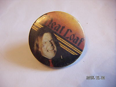 MEAT LOAF POP MUSIC PICTURE BADGE 3
