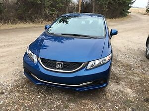 2013 Honda Civic lx Sedan only 56000$
